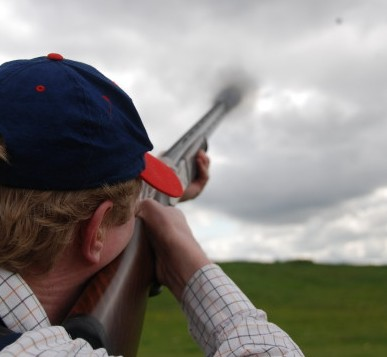 AC Sporting Targets - even a complete beginner will be hitting clays within minutes